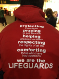 Lifeguardback